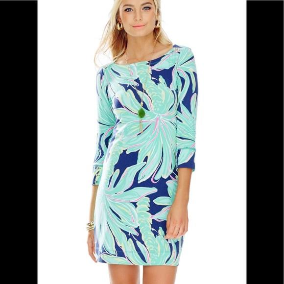 12bc7e6ad2b2b9 Lilly Pulitzer Dresses | Nwot Sophie Dress Tiger Palm Xs | Poshmark